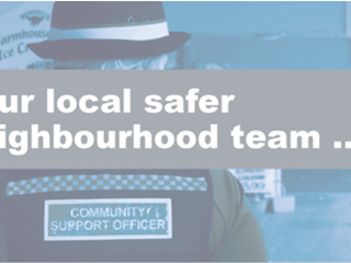 Safer Neighbourhood Team Newsletter